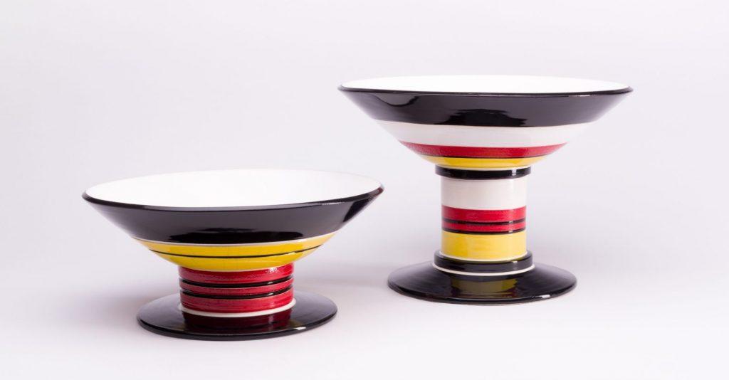 Ceramic Fruit Bowls